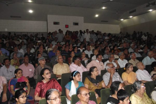 Packed Audiences