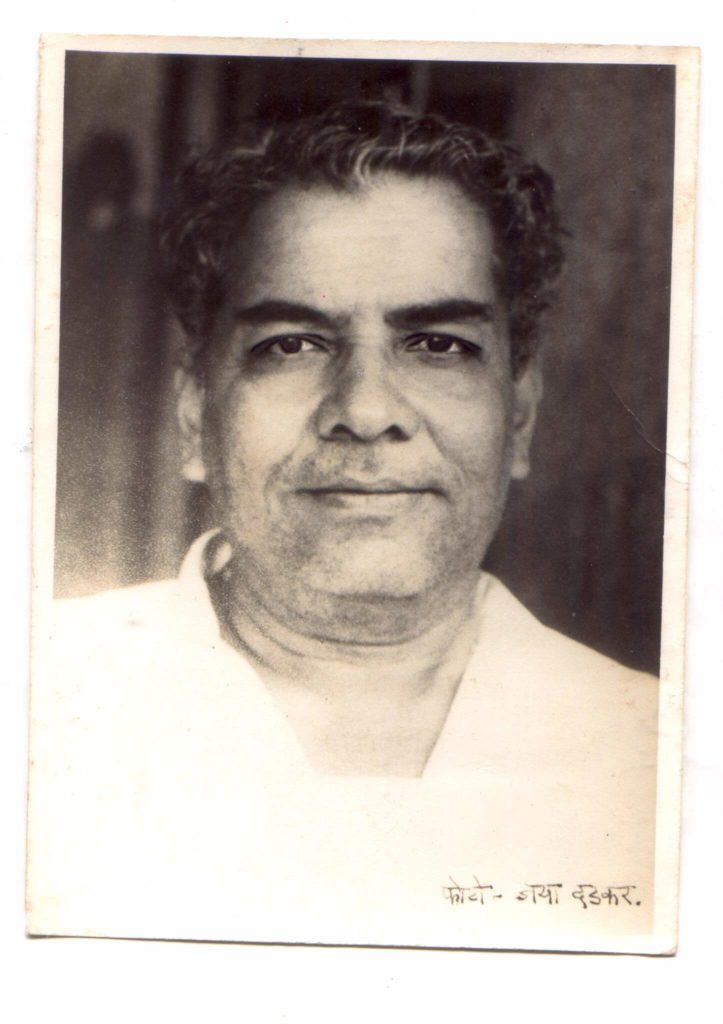 D.B. Mokashi